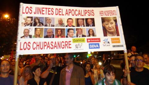 Rajoy dice #CompromisoCumplido. No tiene vergüenza.