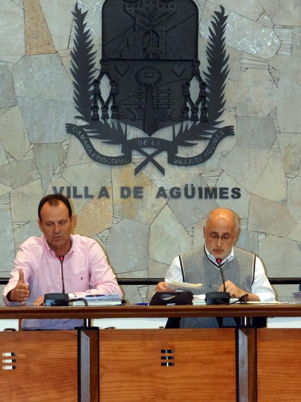 Antonio Morales y Tte Alcalde