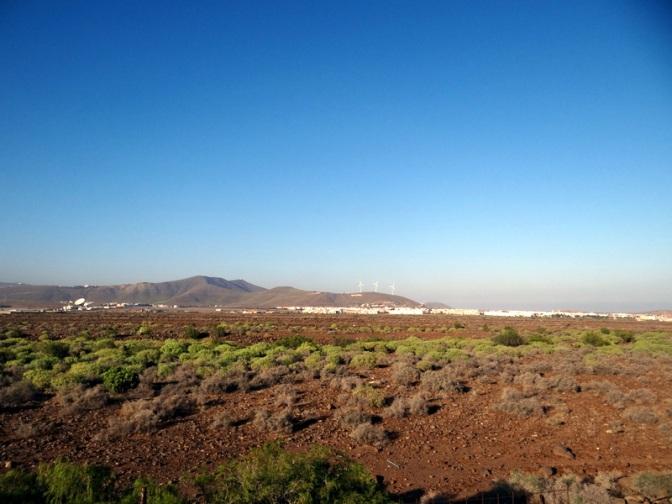 Vista general desde Barranco de Balos