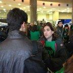 Un video para la historia:@AdaColau en el Congreso. Nos representas.