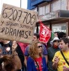 #1deMayo en el mundo y parada en Las Palmas