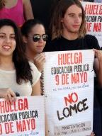 LOMCE: Los estudiantes señalan el camino