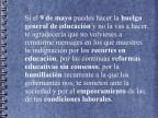 NO a la #LOMCE #9M HUELGA GENERAL EDUCATIVA