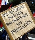 Dependientes gobernados por miserables en Canarias