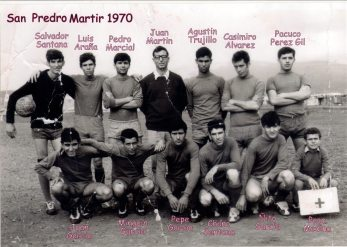 San Pedro Mártir 1970